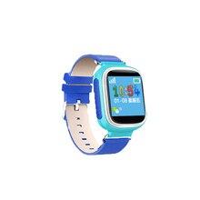 gps tracker with sleep monitor pedometer dual way conversation kids smart watch