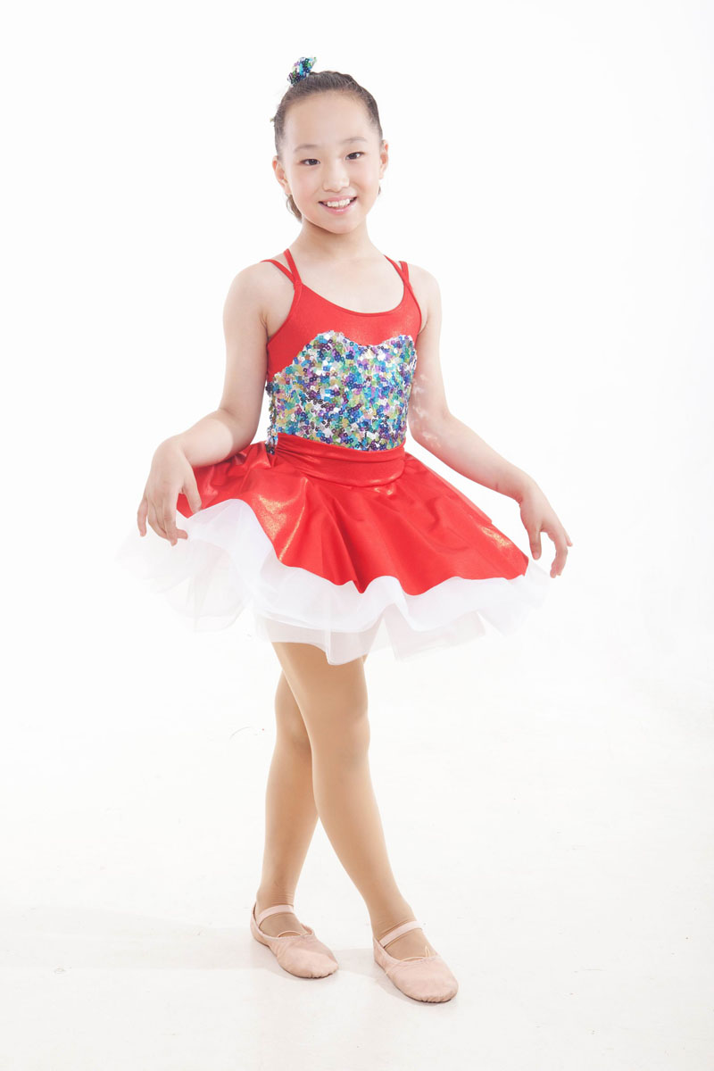 202ca269e909 2018 Professional Tutus Children Dance Clothes Solo Performances ...