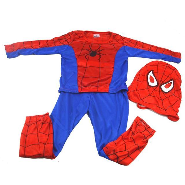 Spiderman Child Costume