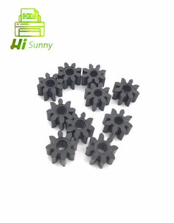 10pcs For HP 6000 6500A 7000 7500 Delivery Roller Gear Feed Gear