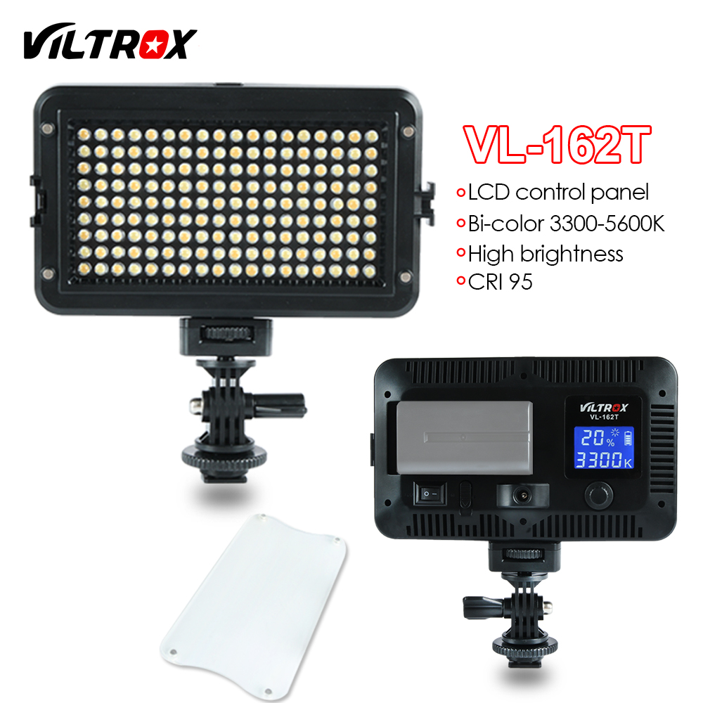 Led Studio Light Repair: Viltrox 162 LED Video Photography Studio Light LCD Panel