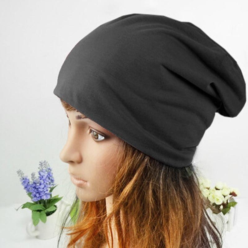 5Pcs Casual Hats for Women Men Skullies Beanie Hat Cap Warm Caps Skullies Solid Color Fashion Design Unisex Cap Bonnet leather skullies cap hats 5pcs lot 2278