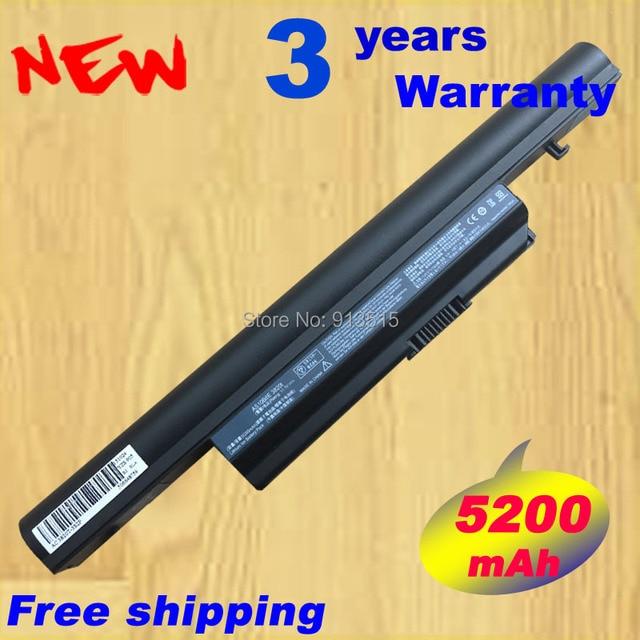 Nueva batería portátil de 5200 mAh para ACER AS10B5E, Aspire 3820, 4553, 4625, 4745, 4820, 5553 y 5625 de 5745,5820 de 7745 AS3820... AS574