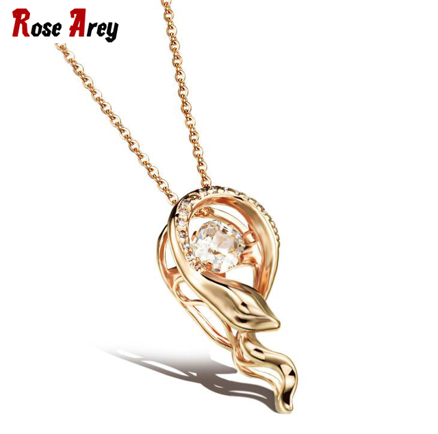 Women Charm Jewelry CZ Snake Design Pendant Necklace Woman Accessories  Valentine Day Gift