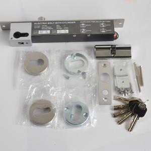 Image 2 - Perno eléctrico a prueba de fallos con cilindro, DS K4T600C Hik