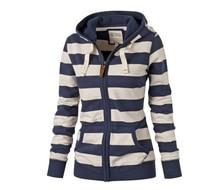 S-4XLautumn winter v neck zip-up long sleeve tops blouse casual leisure brand striped tops blouse asymmetrical plain v neck blouse