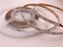 20 m/lot High quality SMD2835 LED Strip Flexible Lights  60leds/m IP20 14w/m DC12V white color, IP20,10m/lot