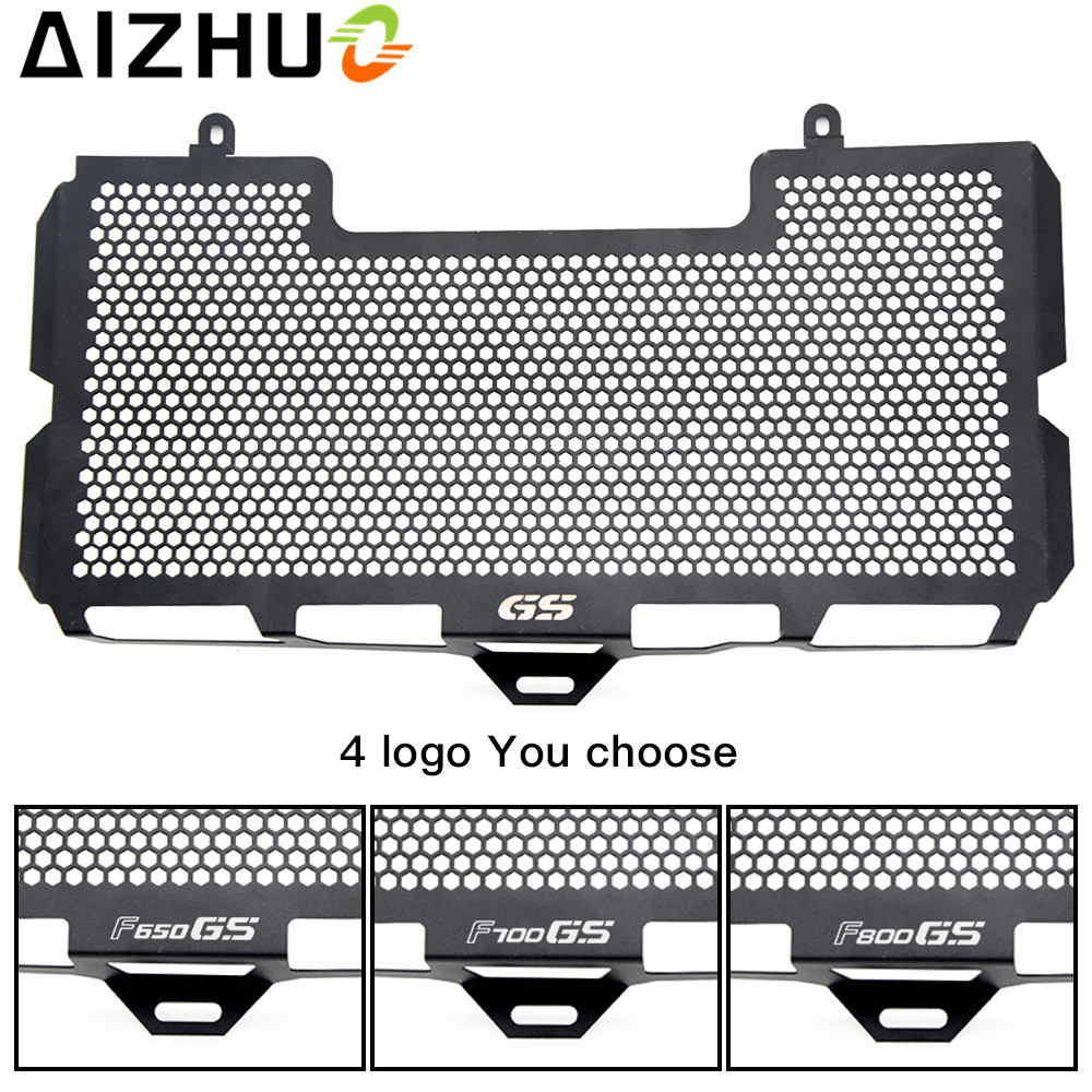 motorcycle Radiator Grille Guard Cover Stainless Steel Radiator Protection for BMW F650GS F700GS F800GS f650gs 2008 2009 - 2012 new motorcycle stainless steel radiator grille guard protection for yamaha tmax530 2012 2016