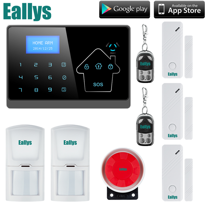 Hot Selling Free Shipping wholesale Wireless PSTN GSM Alarm System 433MHz Home Burglar Security Alarm System hot selling free shipping wholesale price wireless passive 12kg pet infrared detector for home burglar alarm system