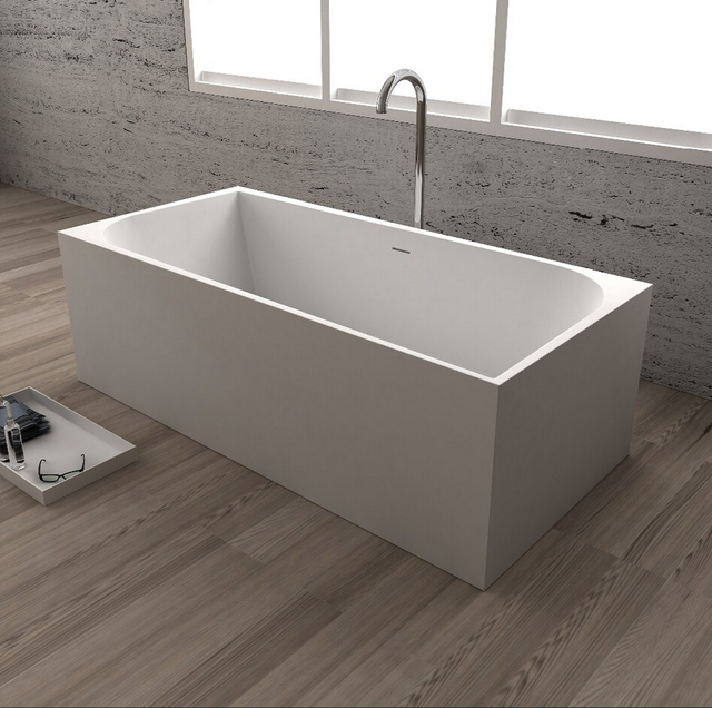 1700x750x580mm Solid Surface Stone CUPC Approval Bathtub ...