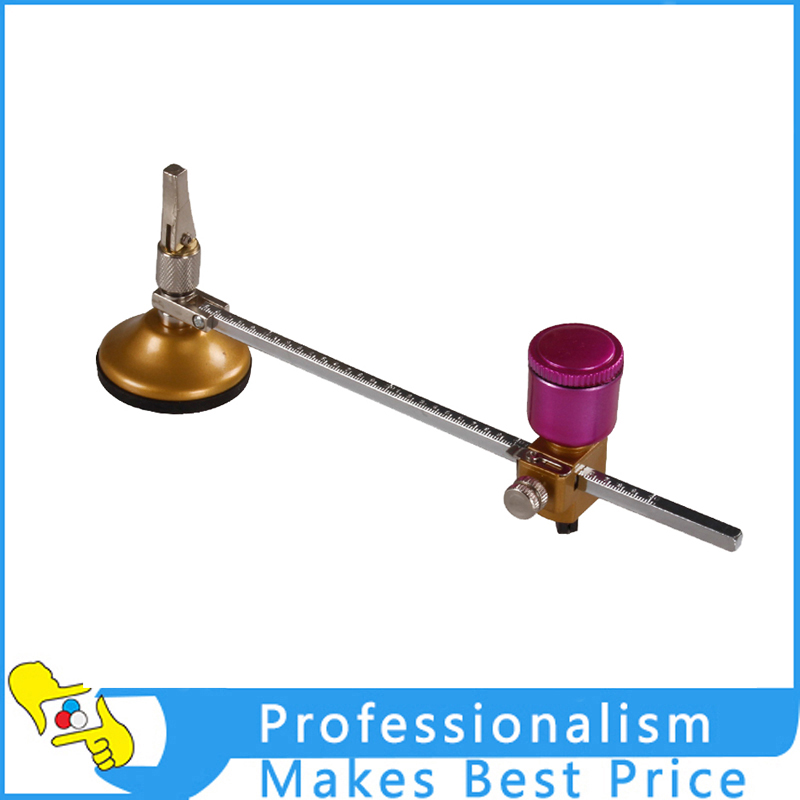 High quality 60cm Dia Compasses Glass Circle Cutter Wheel Blade Suction Cup + Kerosene Box
