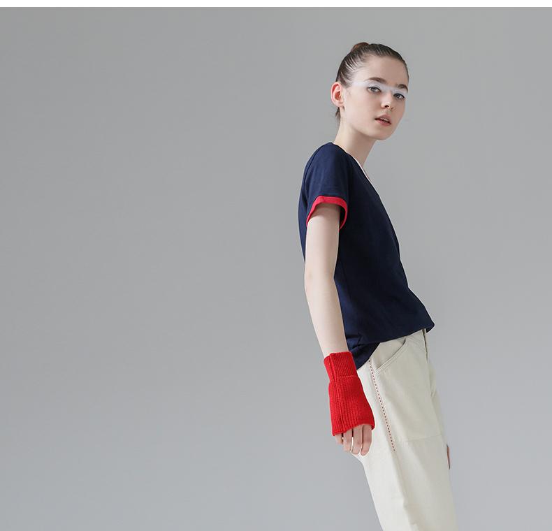 HTB1bIQ2PpXXXXcVXpXXq6xXFXXX8 - T Shirt Women Short Sleeve O-Neck Cotton