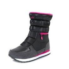 Snow-Boots Men Russian Invierno Botas-De-Nieve Outdoor Hot Women New
