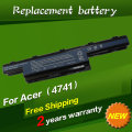 JIGU Wholesal Laptop battery for ACER Aspire 5749 5749G 5749Z 5749ZG 5750 5750G 5750Z 5755 5755G 5755Z 5755ZG 4739Z 4752ZG