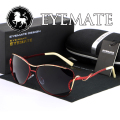 EYEMATE Sell 2017 Large Sunglasses Polarized Sunglasses Driving Sun glasses Classic Women Sunglasses Femininity Free Shipping