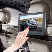 """Universal 10 """"HD Digitl Pantalla LCD Reposacabezas Monitor Del Coche DVD/USB/SD Remoto Reproductor de Juegos de 32 bits Control Car Styling Accesorios"""