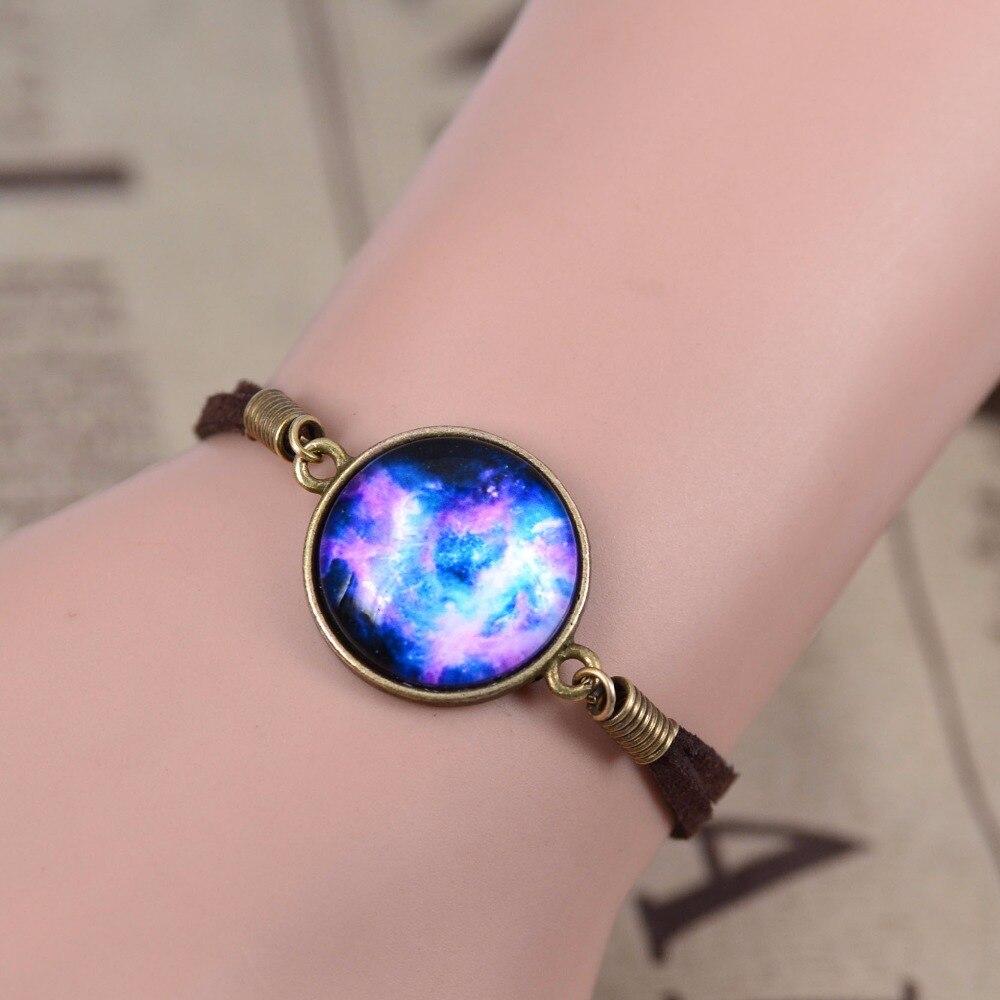 LIEBE ENGEL Women Bracelet Jewelry Fashion Galaxy Bracelet Lovely ...
