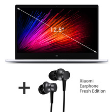 12.5 inch Xiaomi Mi Notebook Air Original Intel Core M3-7Y30 CPU 4GB RAM 128GB SSD FHD Display Laptop PC Windows 10 Type C(China (Mainland))