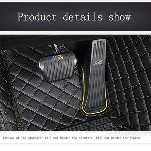 Image 2 - Kalaisike tapis de sol de voiture personnalisés pour Infiniti, accessoires de voiture, pour tous les modèles FX EX JX G M QX50 QX56 QX80 QX70 Q70L QX50 QX60 Q60
