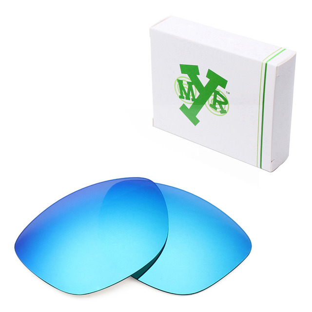 MRY POLARIZED Replacement Lenses for Oakley Jupiter Sunglasses Ice Blue