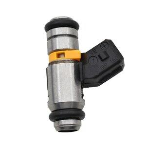 4 шт./компл. топливный инжектор для Fiat 500 Punto Lancia 1,2 1,4 OEM IWP160 71724544 77363790 71792994 71724545 71724546 75112160