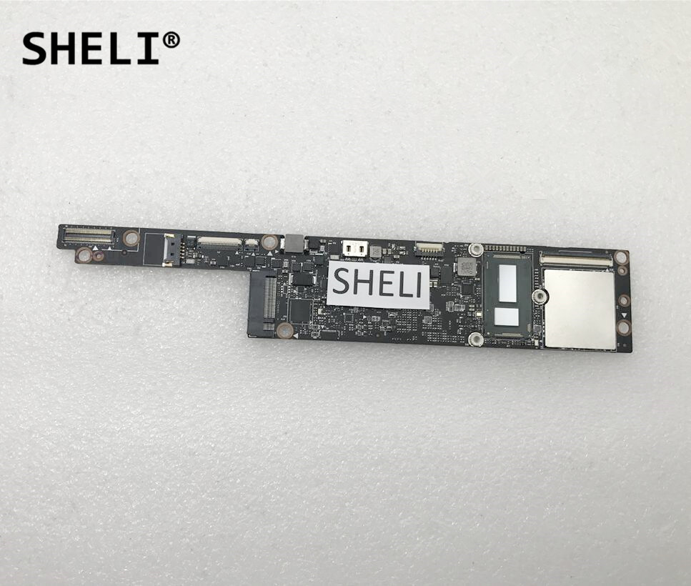 SHELI For Lenovo Yoga 3 Pro 1370 Motherboard 8GB with 5Y71 CPU 5B20H30465 NM-A321 7 6v 44wh 5790mah 4 cells l13m4p71 laptop battery for lenovo yoga 3 pro 1370 series yoga 3 pro 1l370 yoga3 pro 1370 computer