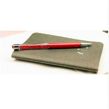 9771 Высокое качество авторучка полный металлические ручки Caneta офис школьные принадлежности канцелярские