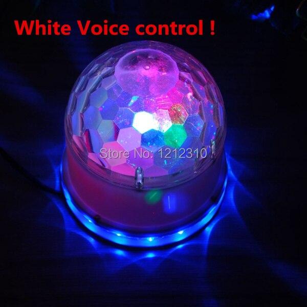 Glam RGB Color Changing LED Magic Ball Light Disco Stage Lighting Effect Crystal Magic Ball Lamp for KTV DJ Bar Party Club mini rgb led party disco club dj light crystal magic ball effect stage lighting