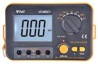 VC480C High Presion 3 1 2 Digital Milli Ohm Meter Multimeter With 4 Wire Test Accuracy