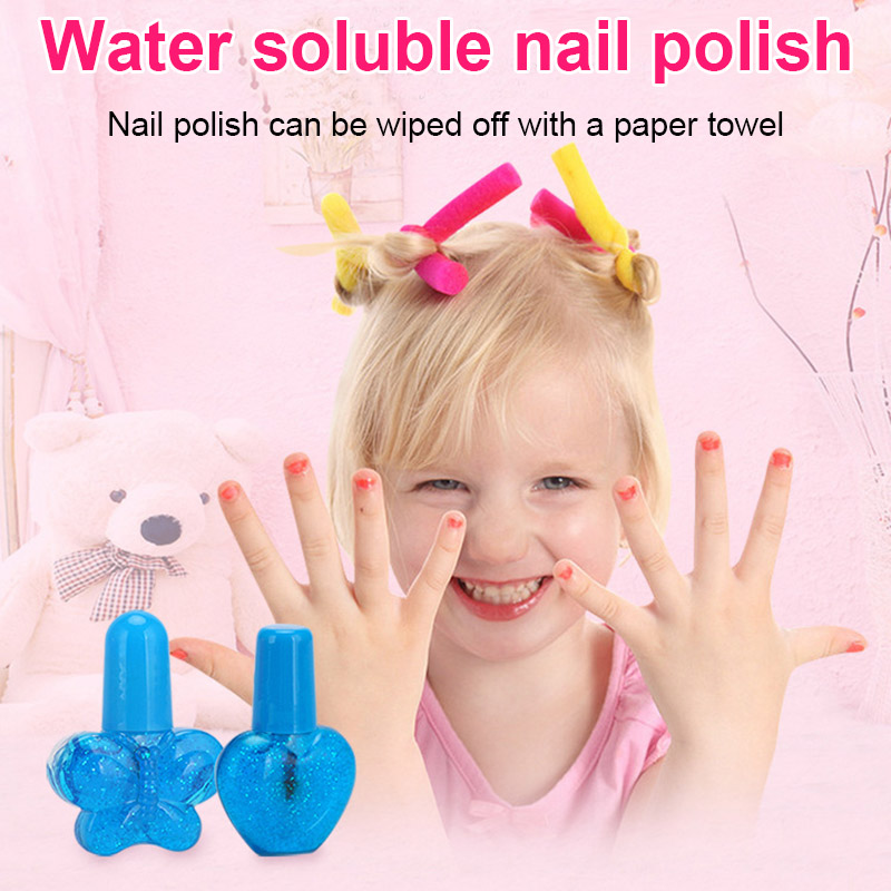 1 Satz Kinder Kinder Make-up Kosmetik Spielzeug Pretend Rolle Spielen Sicherheit Mode Geschenk Yjs Dropship Erfrischung