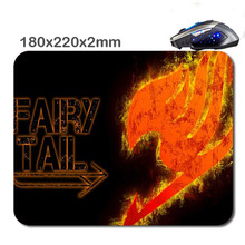 DIY Fairy tail Hd Mouse Mat Custom High Quality Non – Slip And Durable Computer And Laptop Gaming Mouse Pad 220*180*2 Mm
