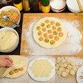 Projeto Da Cozinha Ferramenta DIY Eco Amigável Rápido Fazer Bolinhos Jiaozi Máquina Ferramenta Pastelaria Bolinhos Fabricante de plástico de 19 Buracos Molde bg5