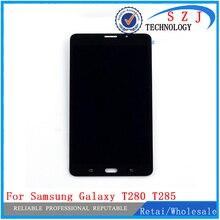 Neue fall Für Samsung Galaxy Tab Eine 7,0 T280 T285 LCD Display Monitor + Touch Panel Screen Glas Digitizer Assembly ersatz