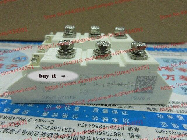 Freies Verschiffen Neue Skkt57/16e Skkt57 16e Modul SorgfäLtige FäRbeprozesse Heimautomatisierungsmodule Unterhaltungselektronik