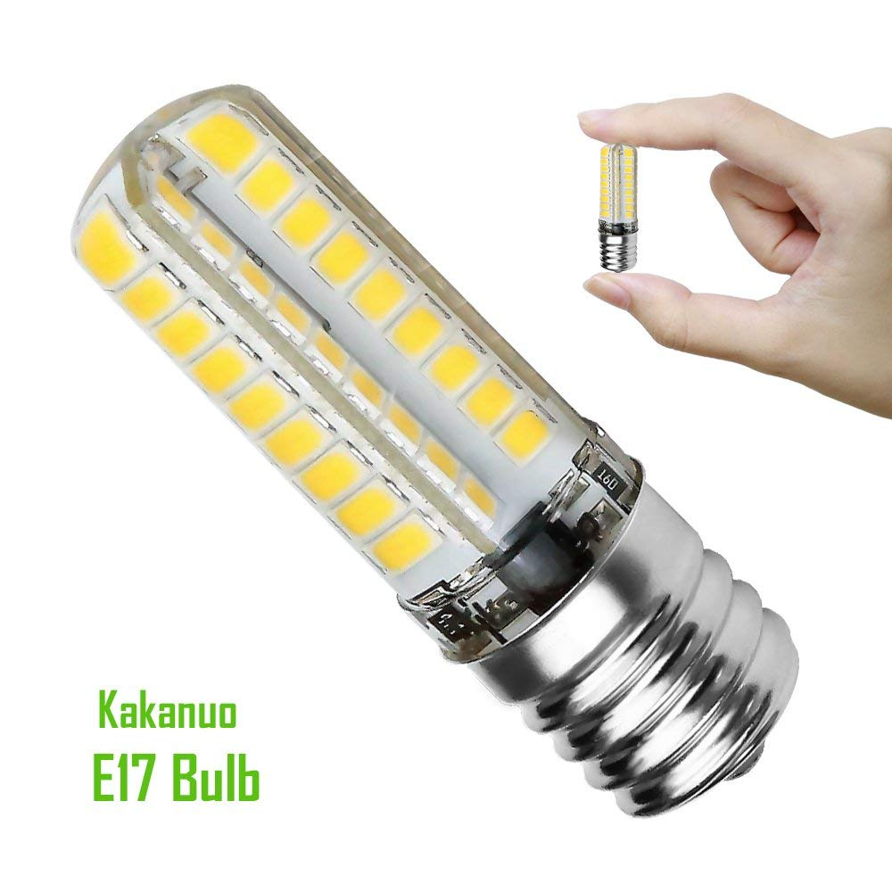 5 Watt Led Us 8 88 E17 Led Bulb Microwave Oven Light Dimmable 5 Watt Warm White 3000k 72x2835smd Ac110 130v Pack Of 2 In Led Bulbs Tubes From Lights