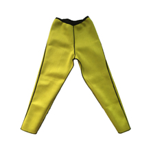 YSUKQA Neoprene Breathable Slimming Pant Fat Burning Weight Loss Pant Control Pant Body Shaper