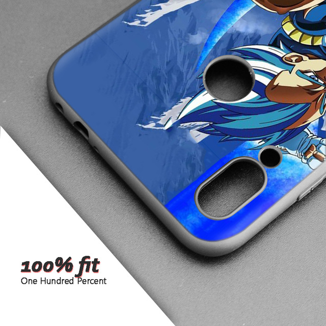 Dragon Ball Super Goku Cover Case for Huawei Models