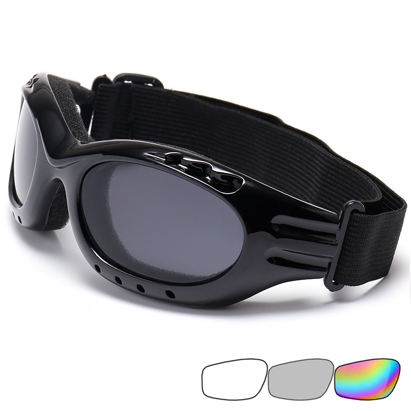 2019 Cycling Glasses Windproof Outdoor Sport Eyewear motocross Sunglasses snowboard Goggles ski googles UV400 for Men Women