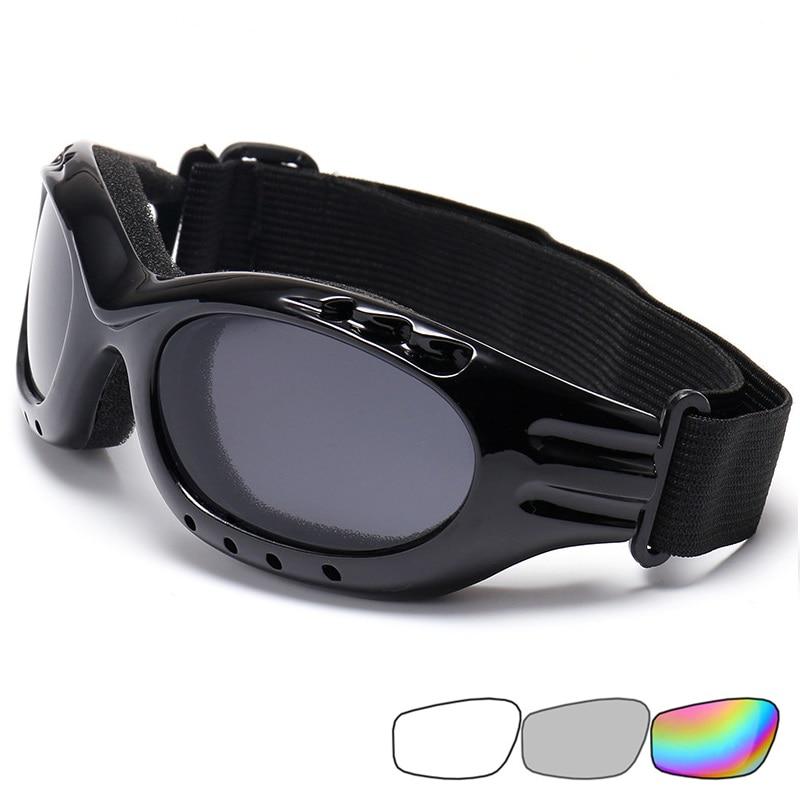 2019 велосипедные очки, ветрозащитные спортивные очки для улицы, солнцезащитные очки для мотокросса, очки для сноуборда, лыжные очки UV400 для м...