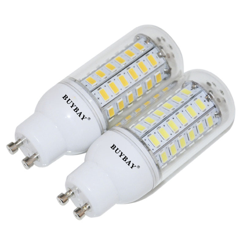 home decoration smd gu10 led bulb 2490leds led lamp 5730smd corn light bombillas