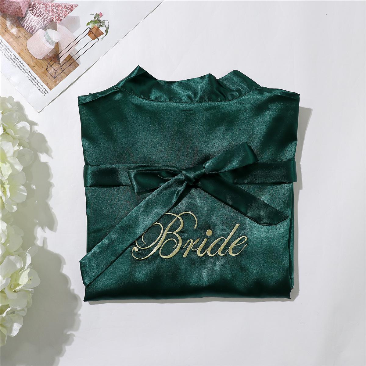 Bride - green
