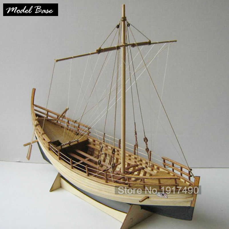 "ship model kit Greece ancient ship Kyrenia ""Kyrenia"" was full rib model boats wooden"