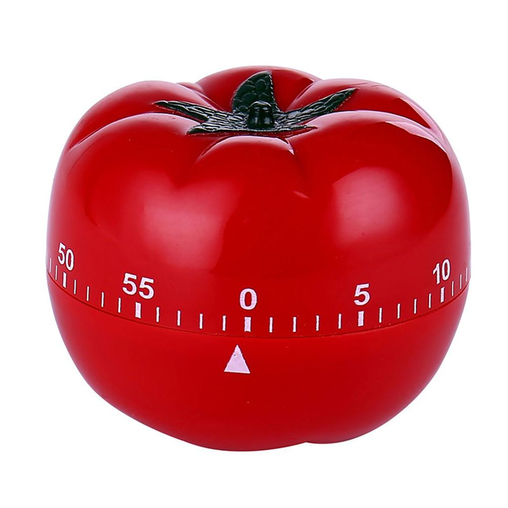 Cute tomato New time home equipment chronograph clock timer kitchen calculator alarm cooking gadget reminder tableware hot