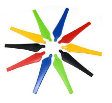 Newest Colorful 12*4.5 1245 Folding Propeller Prop CW / CCW for RC Multicopters 2 Pair/4PCS