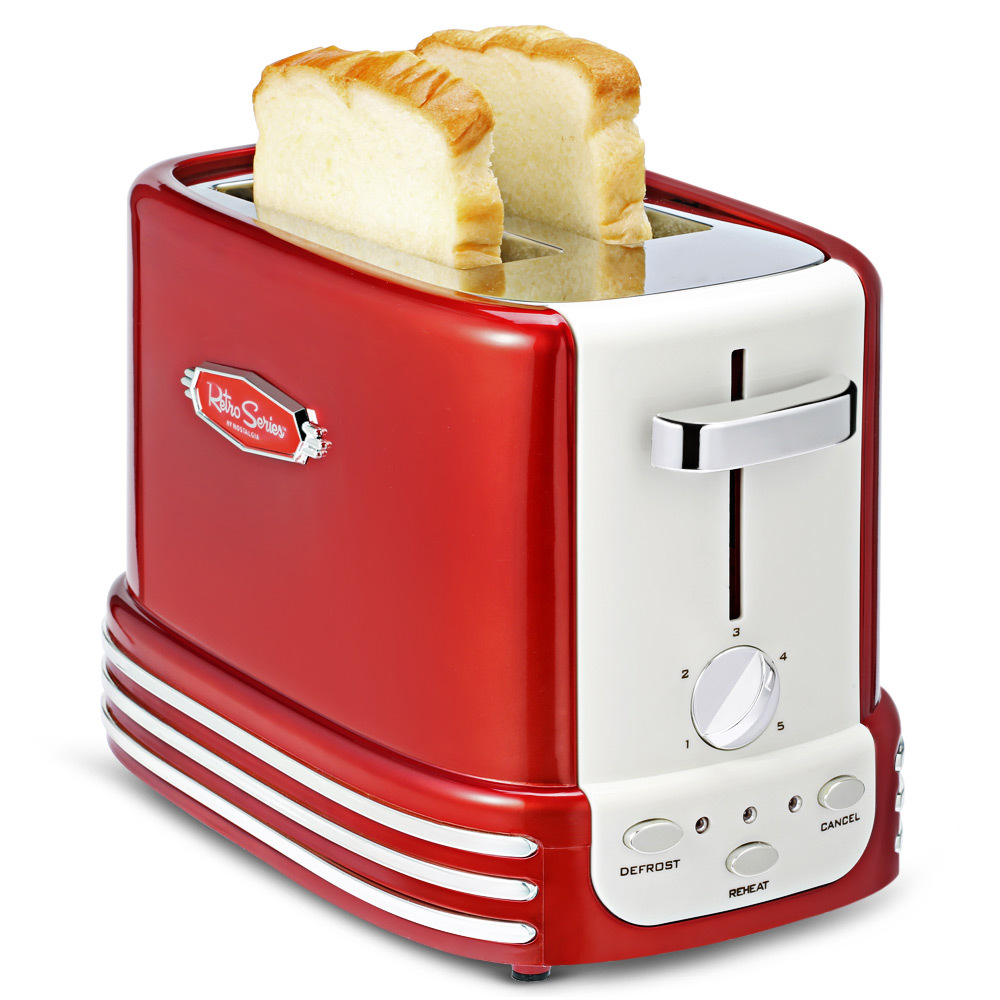 Home Mini breakfast Automatic Bread Maker Two-piece Removable Pop-up Hot Dog Toaster Bread Maker