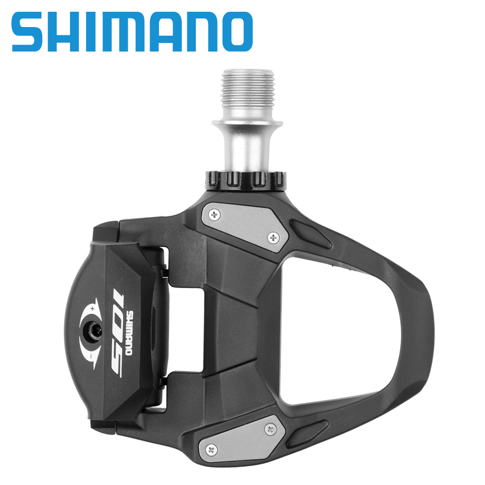 SHIMANO 105 PD 5800 R7000 Auto Locking SPD Pedals Components Using for Road Bike Road Bike