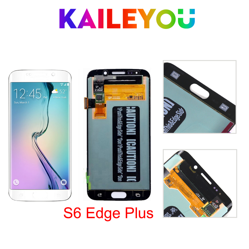 Original 100% Super Amoled Compatible For Samsung Galaxy S6 EDGE Plus G928 G928F LCD Display Touch Screen DigitizeOriginal 100% Super Amoled Compatible For Samsung Galaxy S6 EDGE Plus G928 G928F LCD Display Touch Screen Digitize