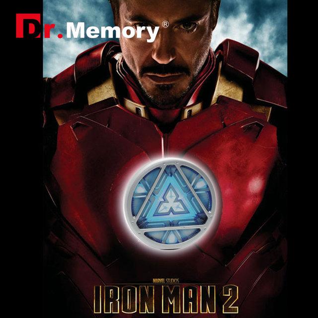 Nuevos Vengadores Iron Man Reactor de Energía Pen Drive 4 gb 8 gb 16 gb 32 gb usb flash drive super hero flash drive u disco