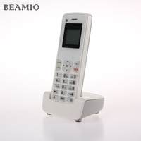 TD SCDMA GSM 900 1800MHZ Cordless Landline Phone Colorful ScrTelephone With SIM Call ID Fixed Wireless