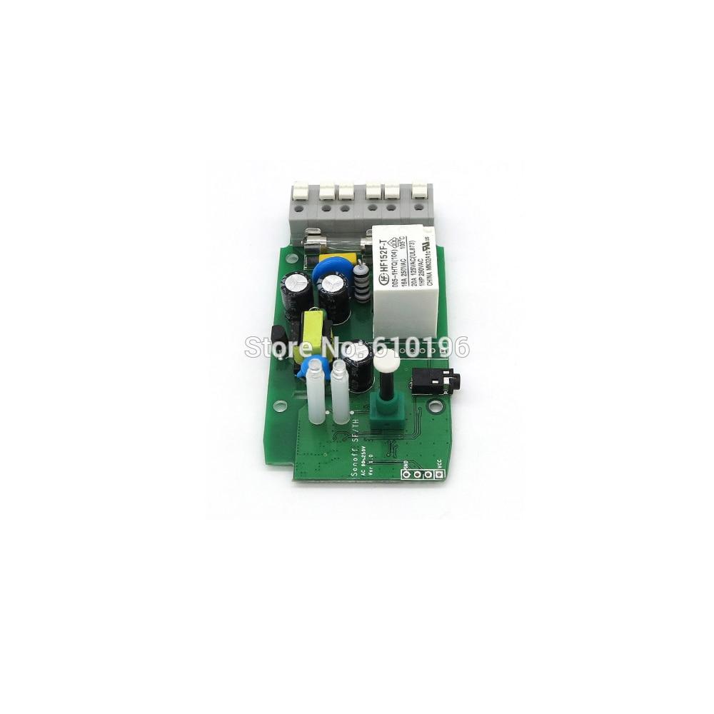 Sonoff TH 16A WiFi surveillance intelligente sans fil de la température et de l'humidité du commutateur pour la maison intelligente - 3